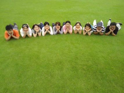新宿御苑パークヨガ&ランチ交流会開催しました