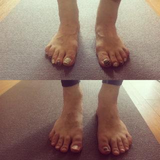 足指から動かそう♪